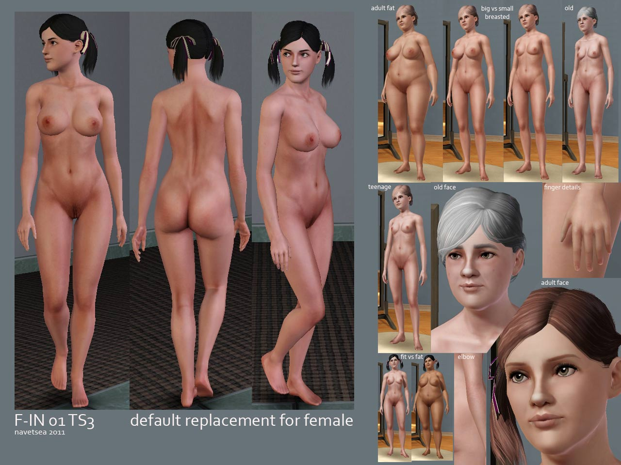 Nude mod do the sims 4 nsfw galleries